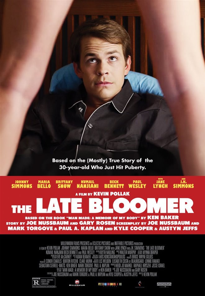 The Late Bloomer Large Poster