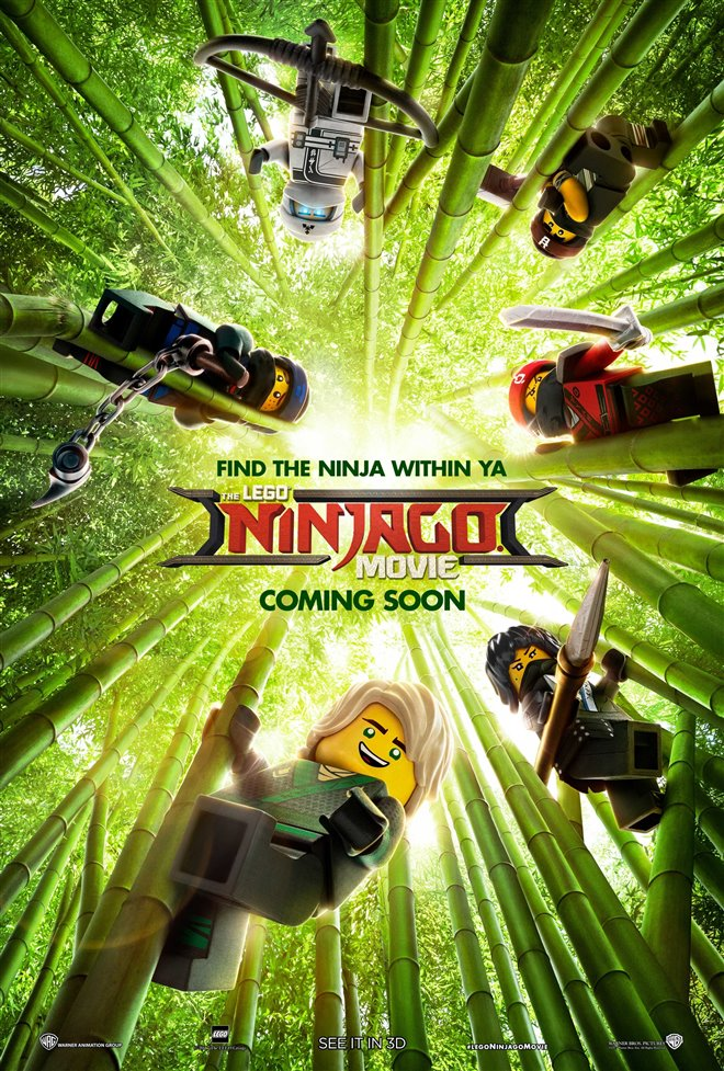 The LEGO NINJAGO Movie Large Poster