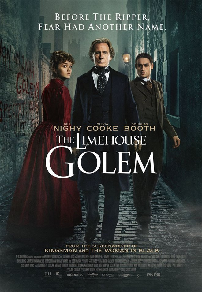 The Limehouse Golem (v.o.a.) Large Poster