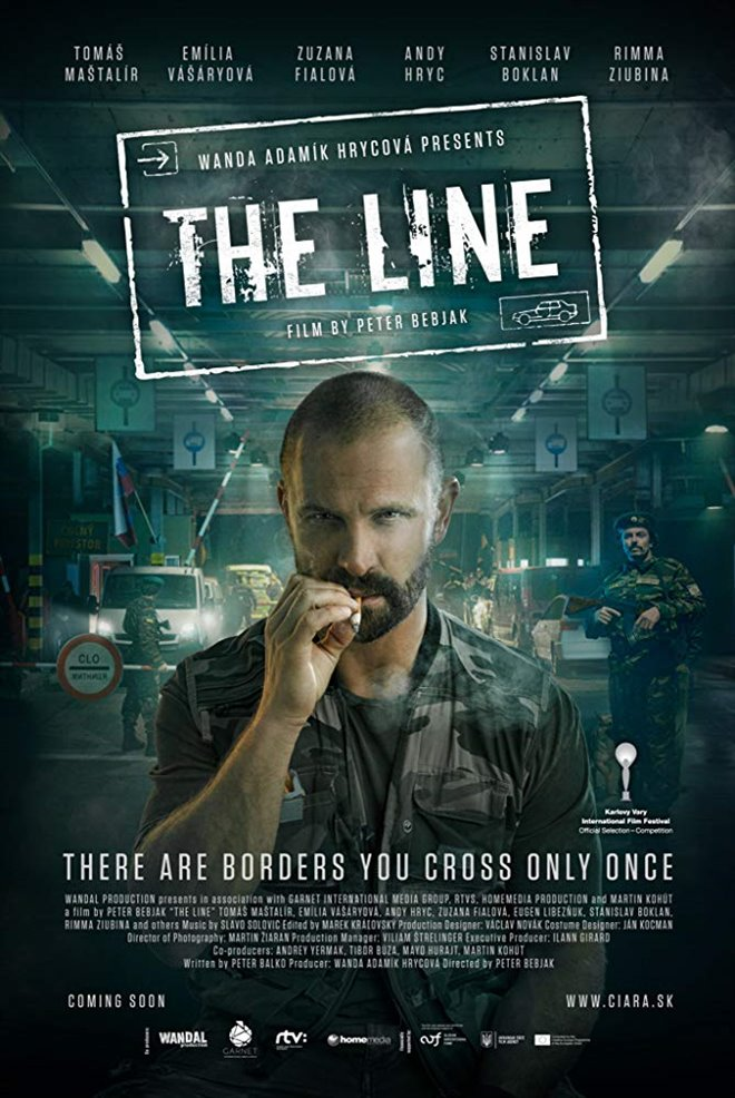 The Line (2017) Large Poster