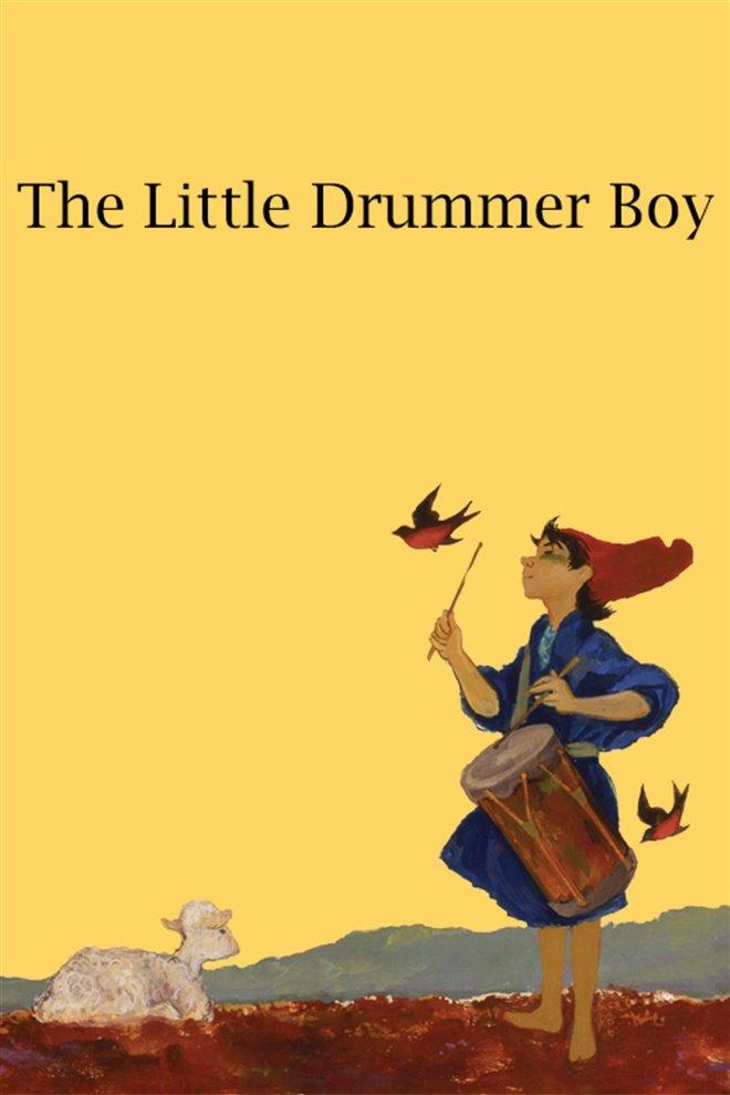 The Little Drummer Boy Large Poster