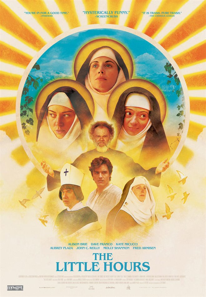 The Little Hours (v.o.a.) Large Poster