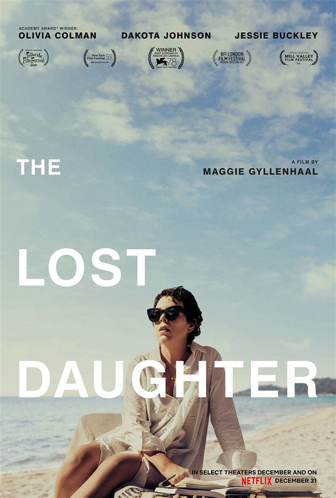 The Lost Daughter (Netflix) Large Poster
