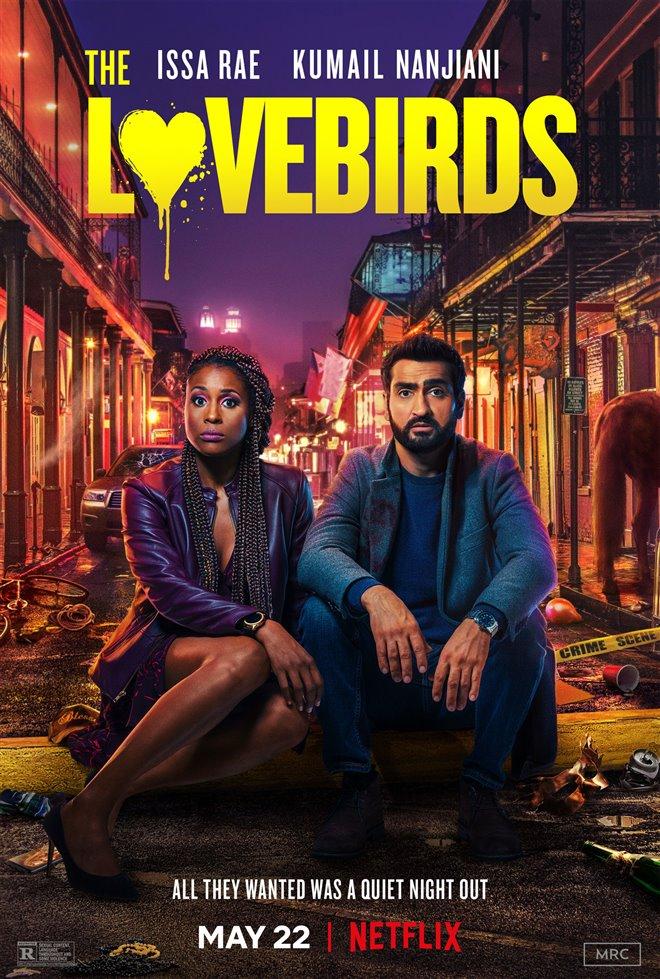 The Lovebirds (Netflix) Poster