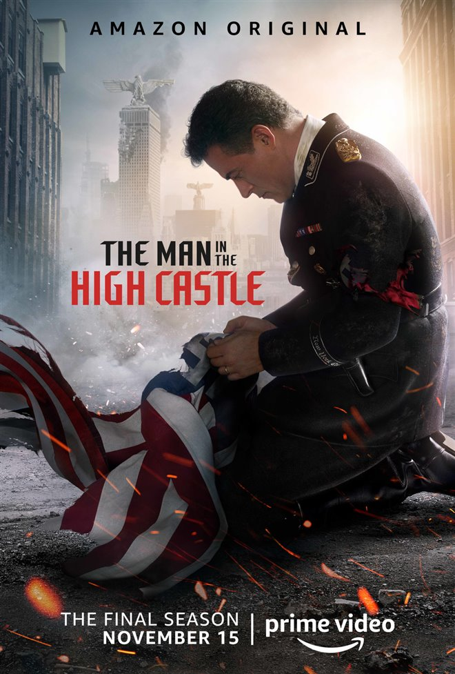 The Man in the High Castle (Amazon Prime Video) Large Poster