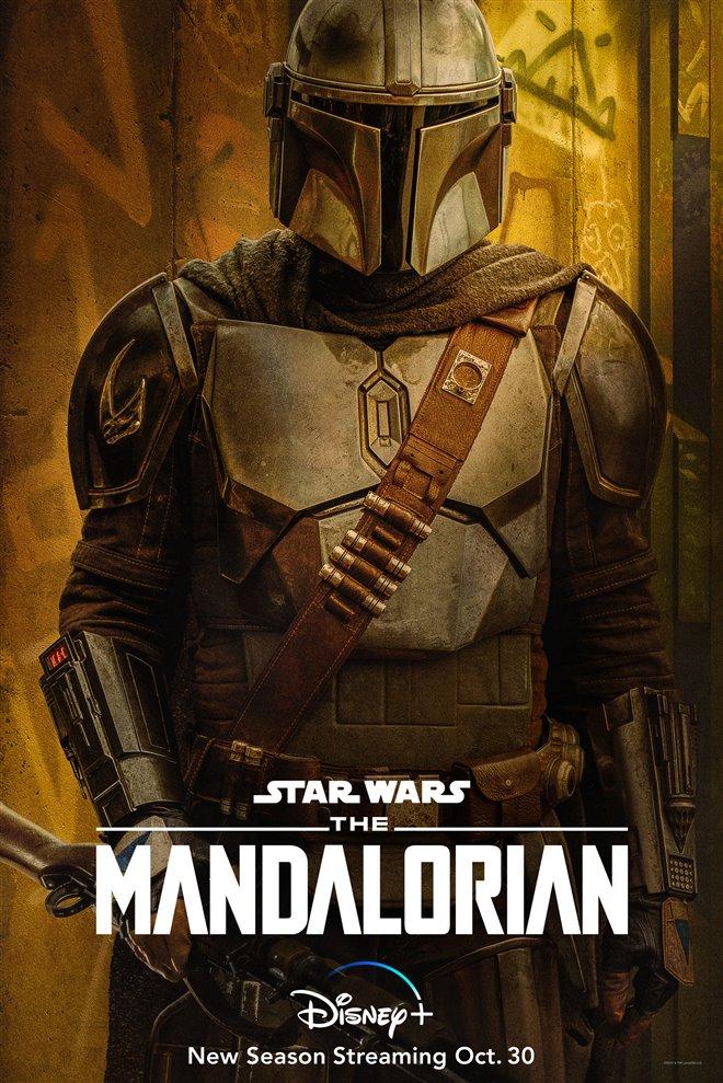 The Mandalorian (Disney+) Large Poster
