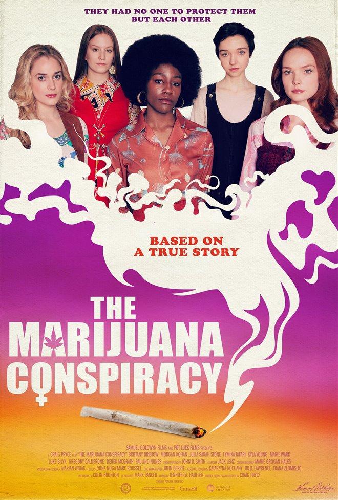 The Marijuana Conspiracy Large Poster