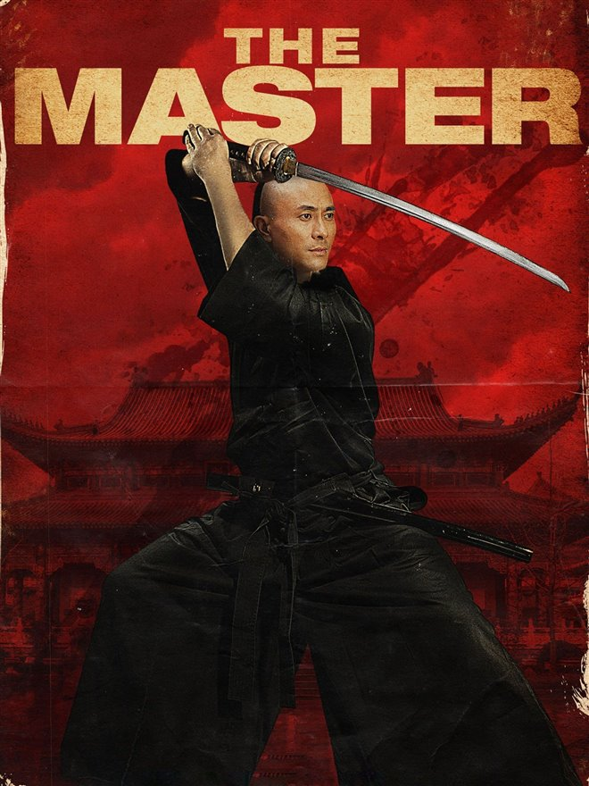 The Master Large Poster