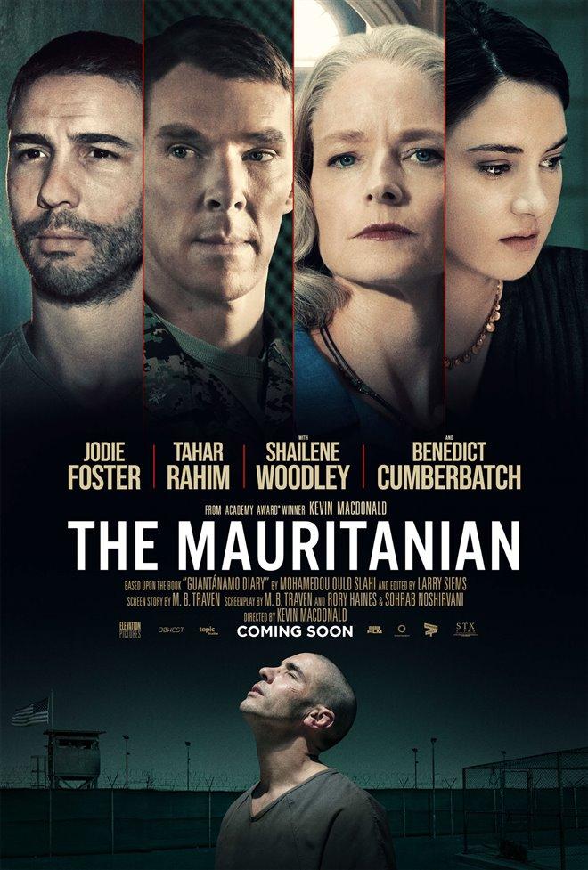 The Mauritanian Poster