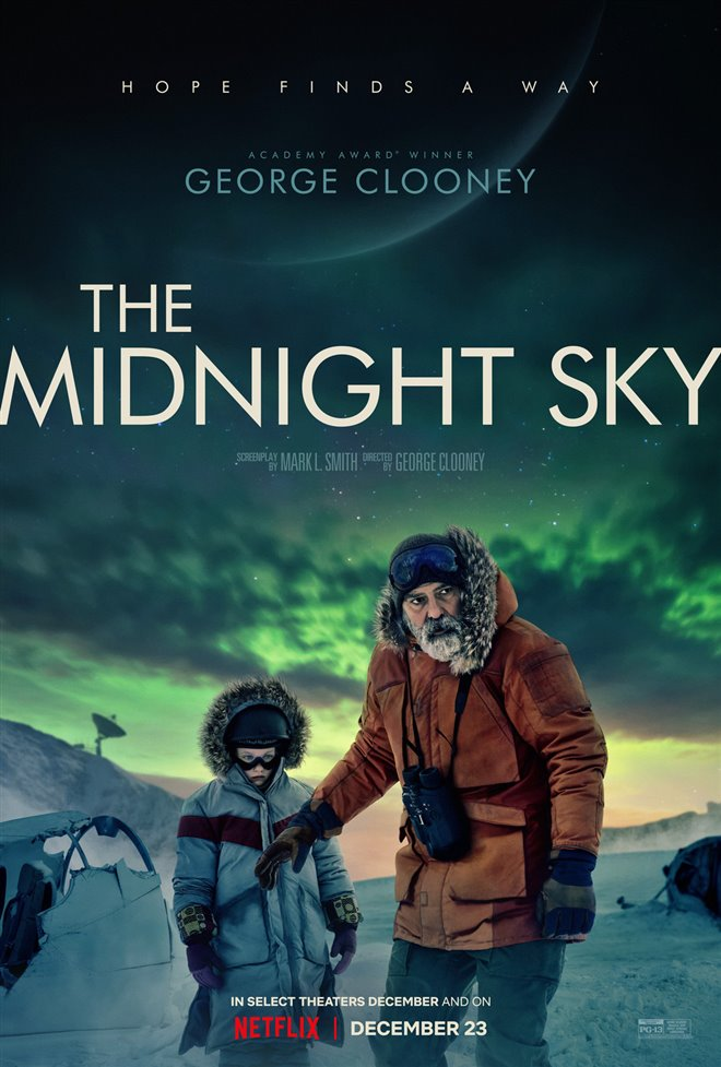 The Midnight Sky (Netflix) Poster