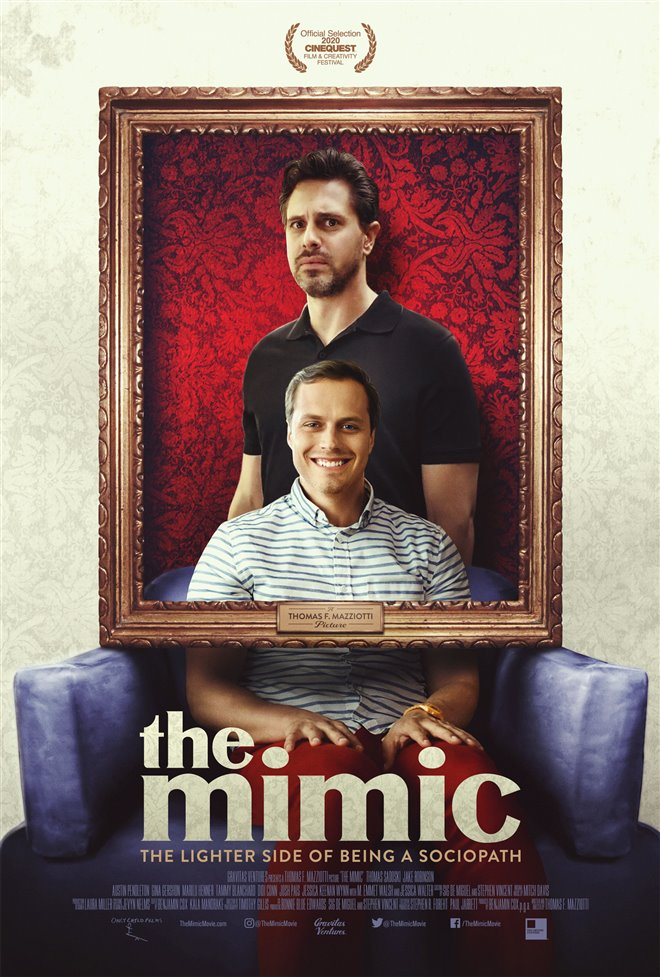 The Mimic Large Poster