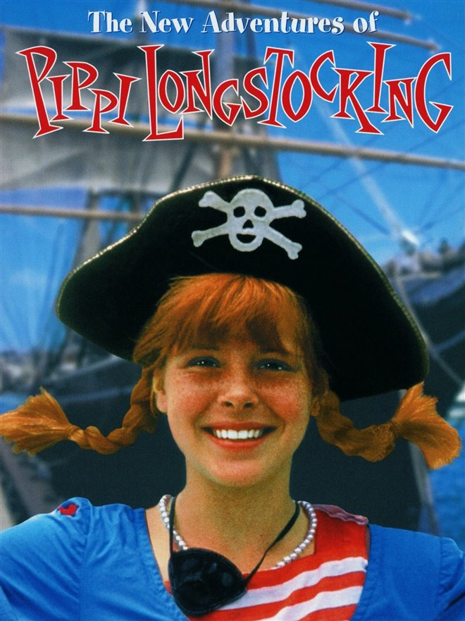 The New Adventures of Pippi Longstocking Large Poster