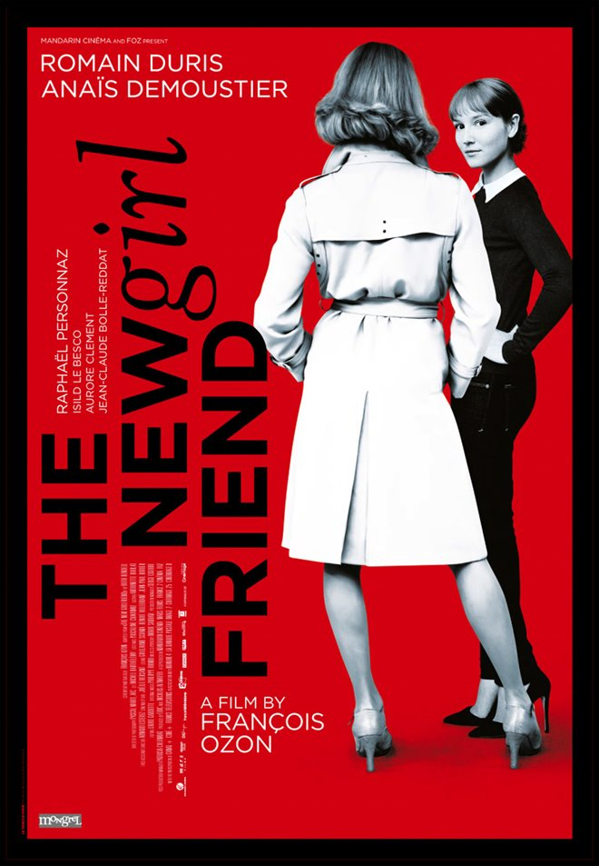The New Girlfriend Large Poster