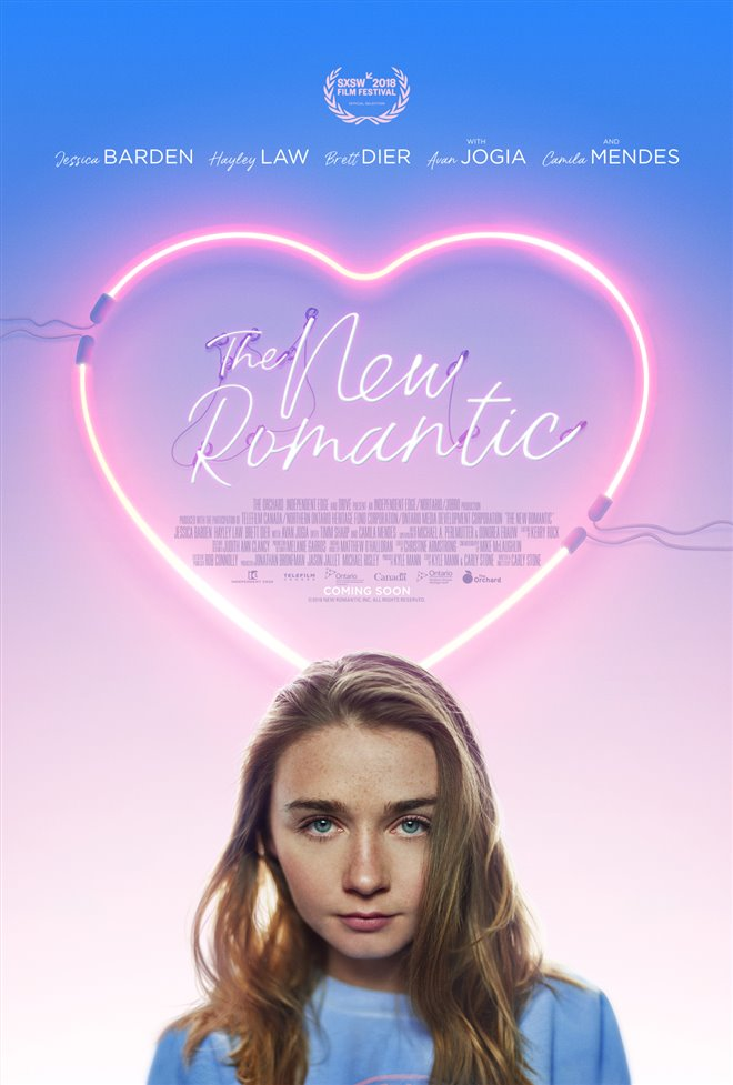 The New Romantic Large Poster