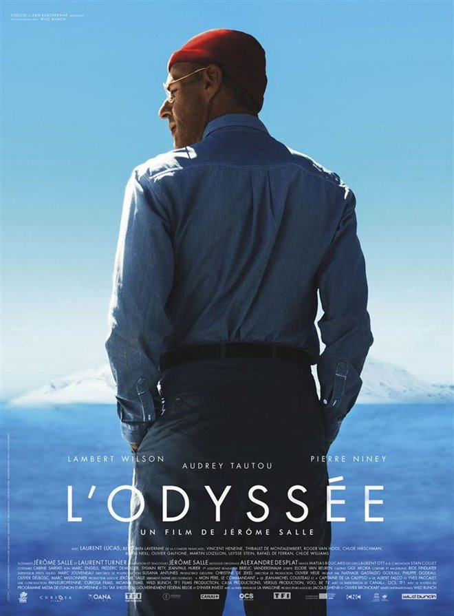 The Odyssey Large Poster