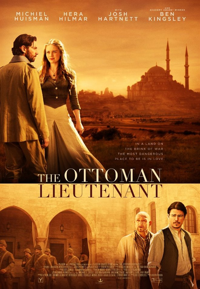 The Ottoman Lieutenant Large Poster