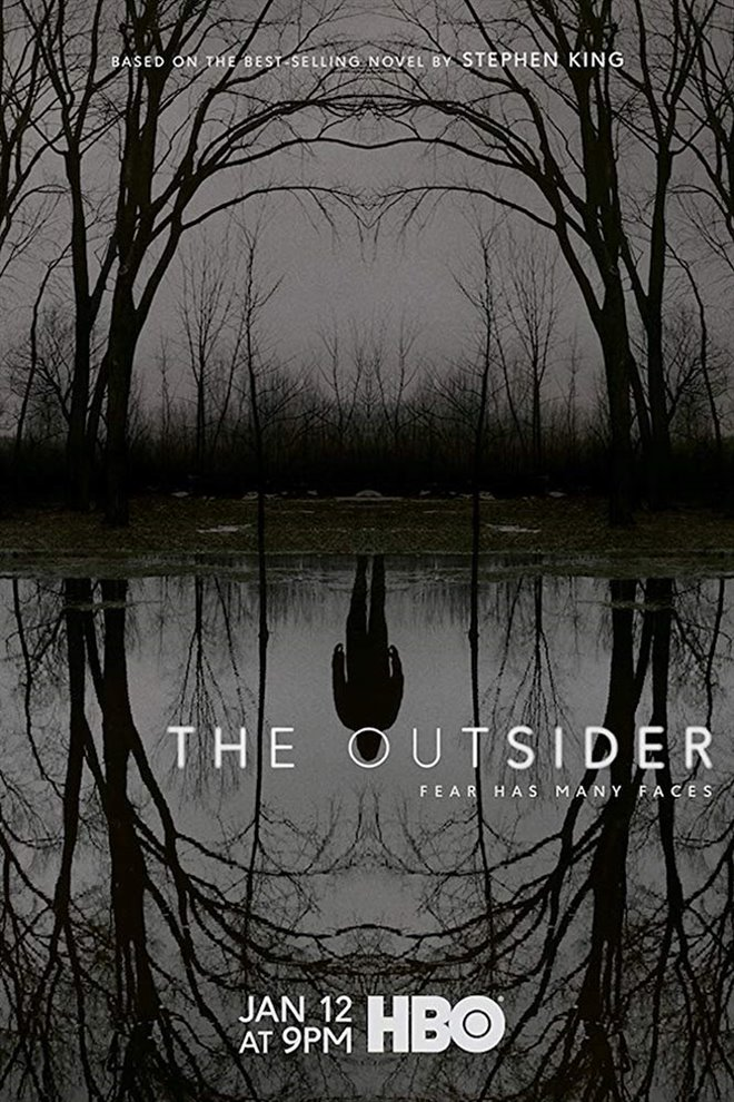 The Outsider (HBO) Poster