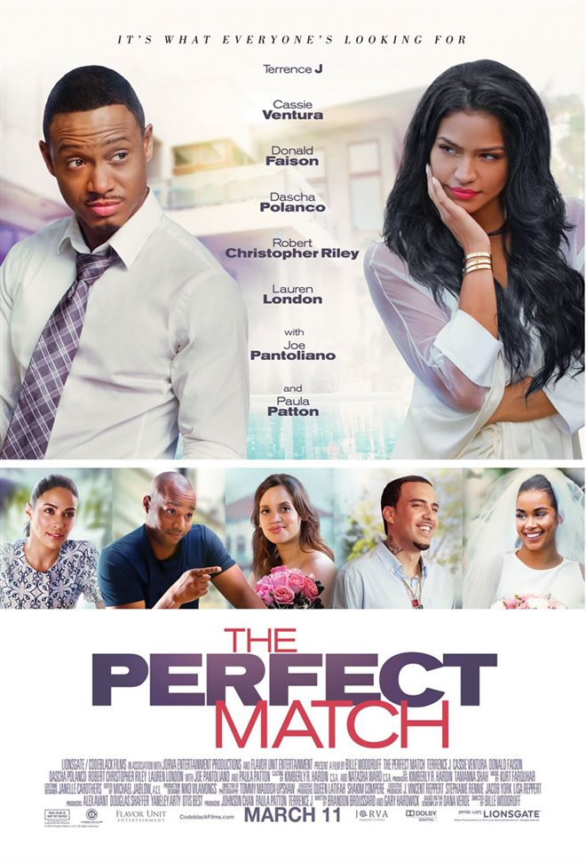 The Perfect Match Large Poster