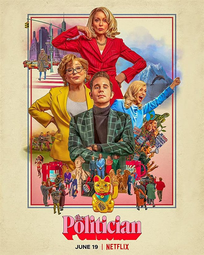 The Politician (Netflix) Poster
