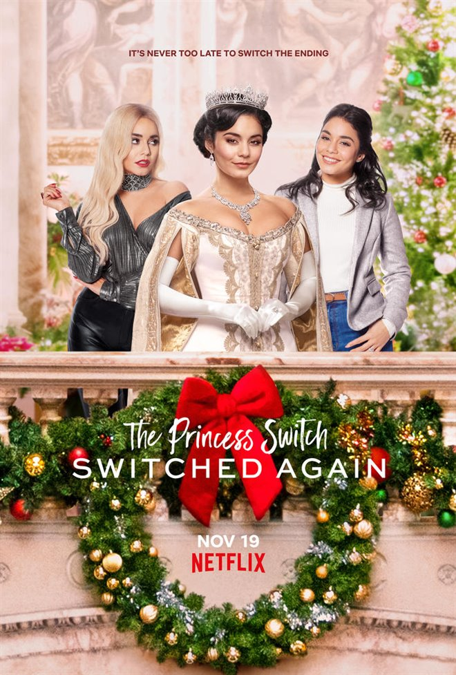 The Princess Switch: Switched Again (Netflix) Large Poster