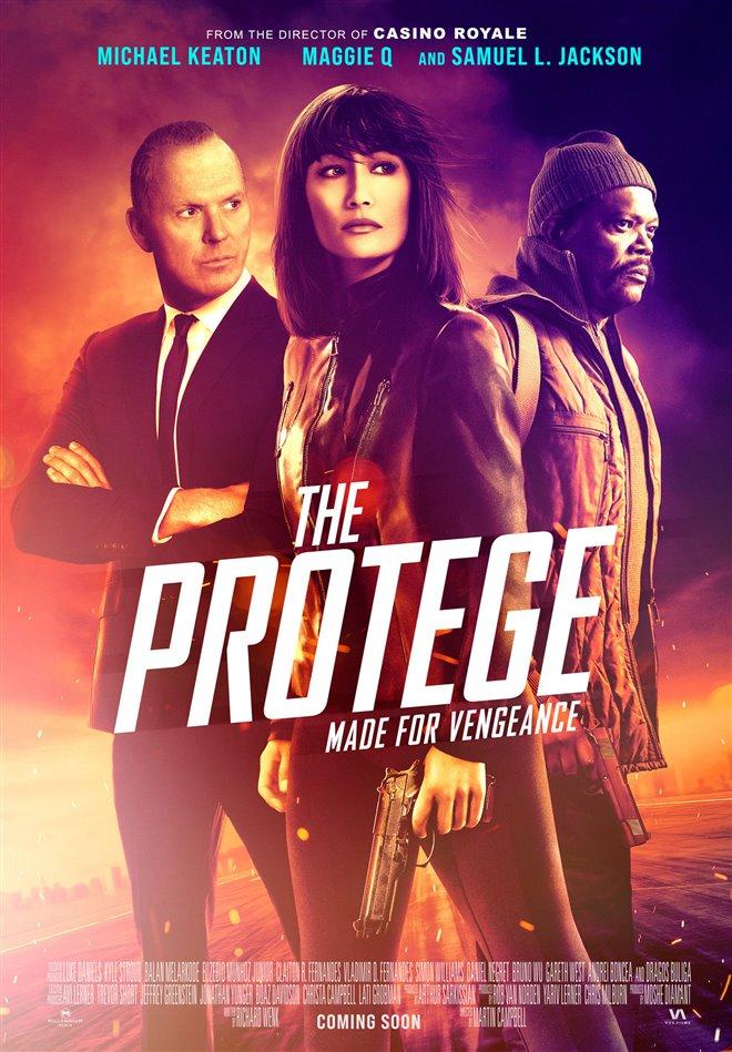 The Protégé Poster