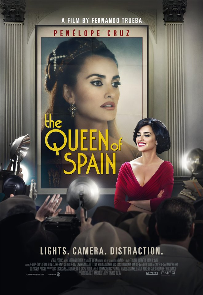 The Queen of Spain Large Poster