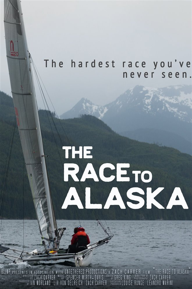 The Race to Alaska Large Poster