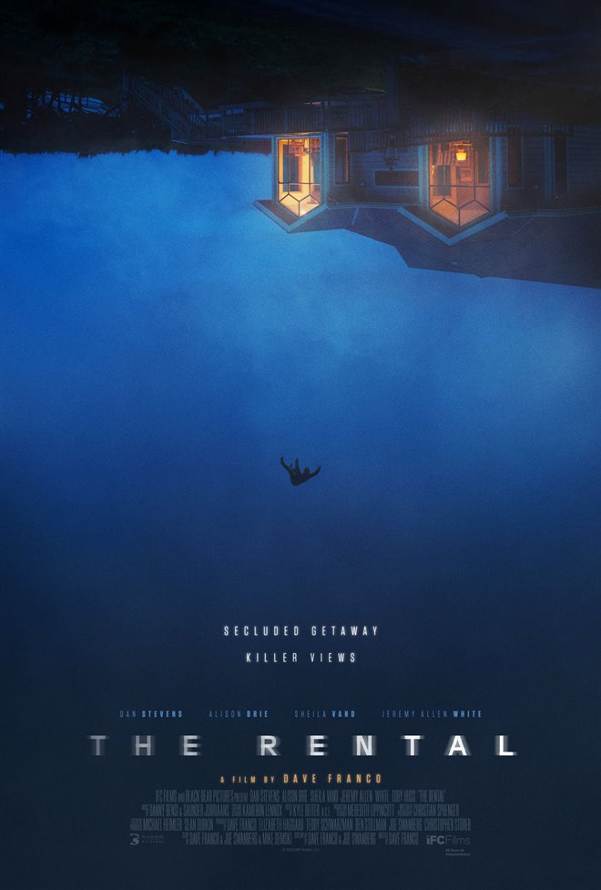 The Rental Large Poster