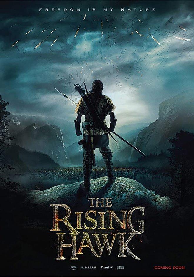 The Rising Hawk: Battle for the Carpathians Large Poster
