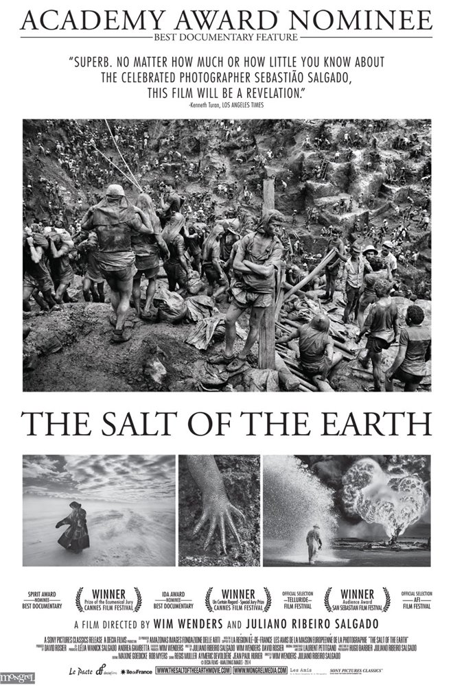 The Salt of the Earth Large Poster
