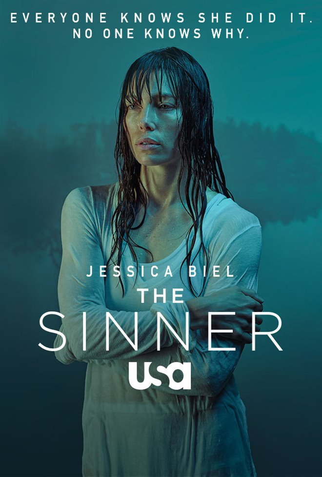 The Sinner Large Poster