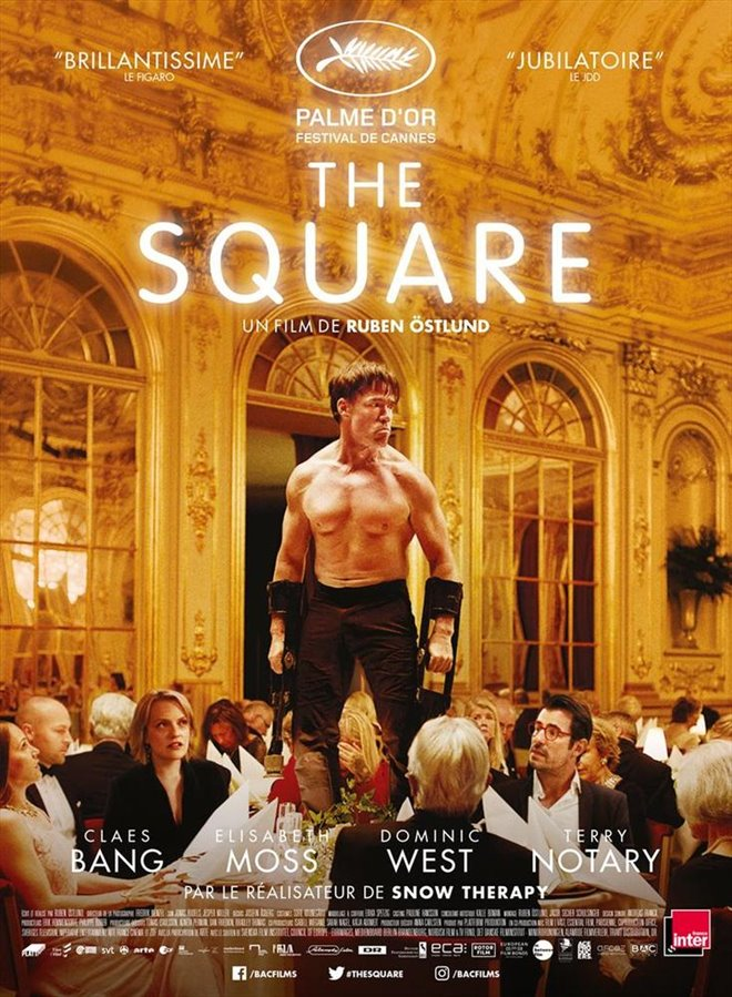 The Square (v.o.s.-t.f.) Large Poster