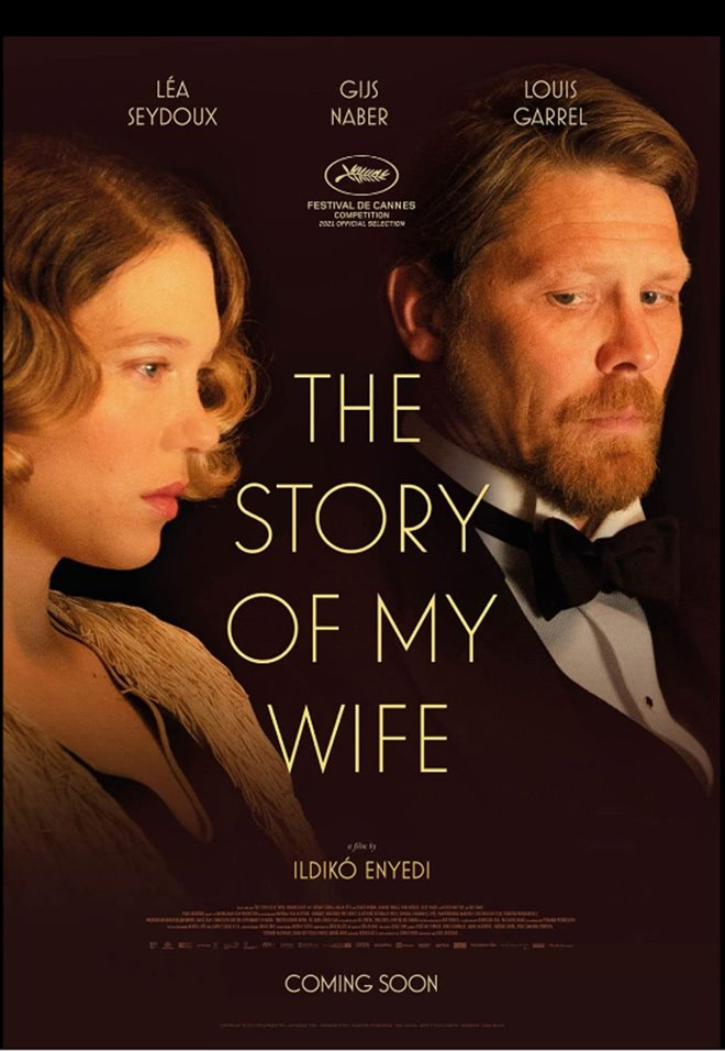The Story of My Wife Large Poster