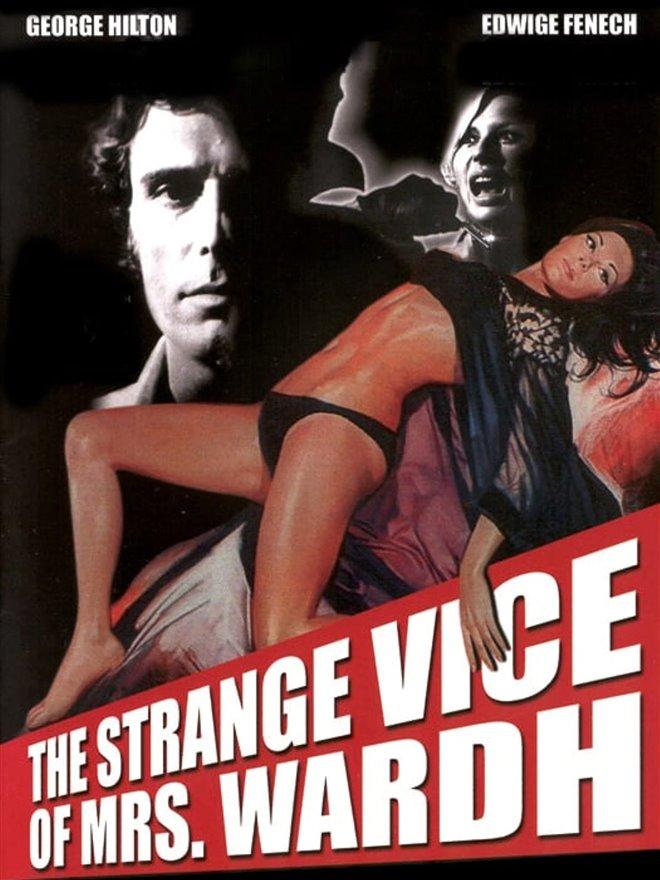 The Strange Vice of Mrs. Wardh Large Poster