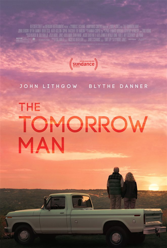 The Tomorrow Man Large Poster