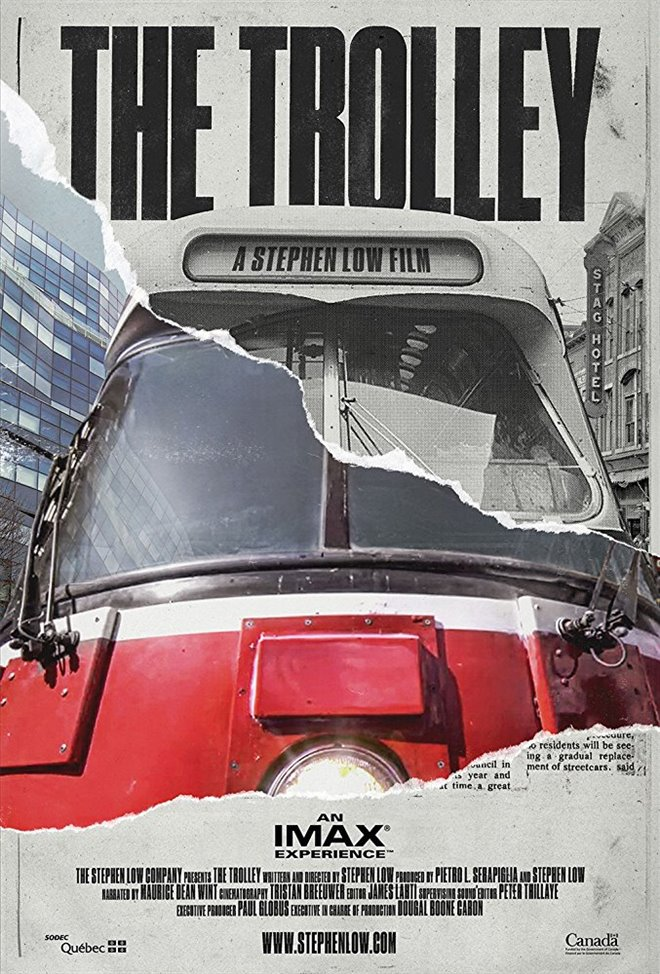 The Trolley Large Poster