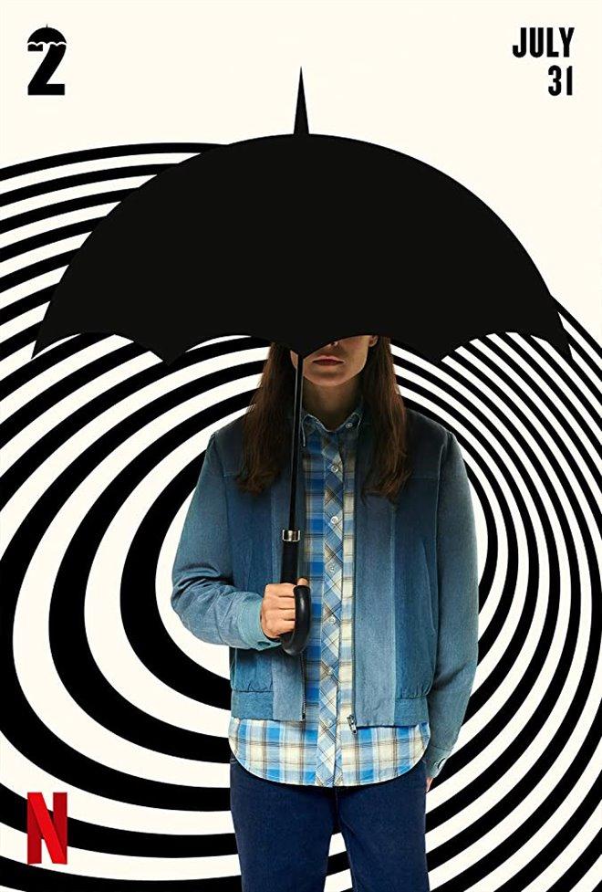 The Umbrella Academy (Netflix) Poster