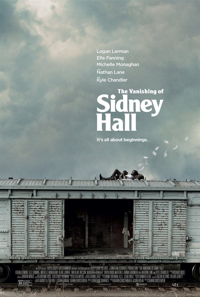 The Vanishing of Sidney Hall Large Poster