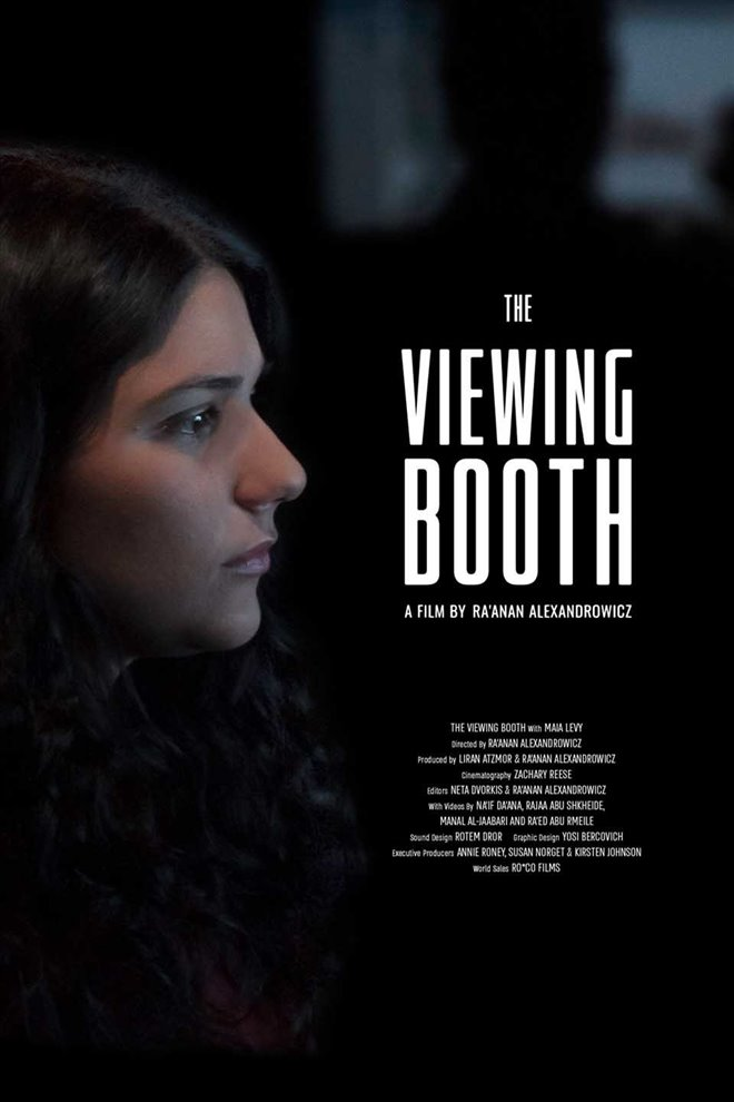 The Viewing Booth Large Poster