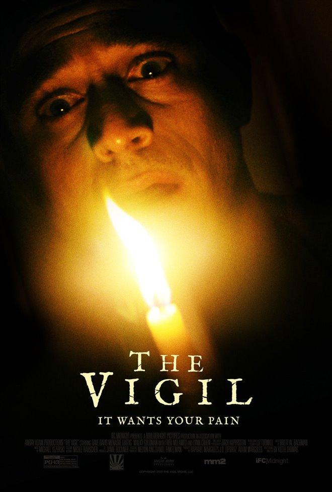 The Vigil Large Poster