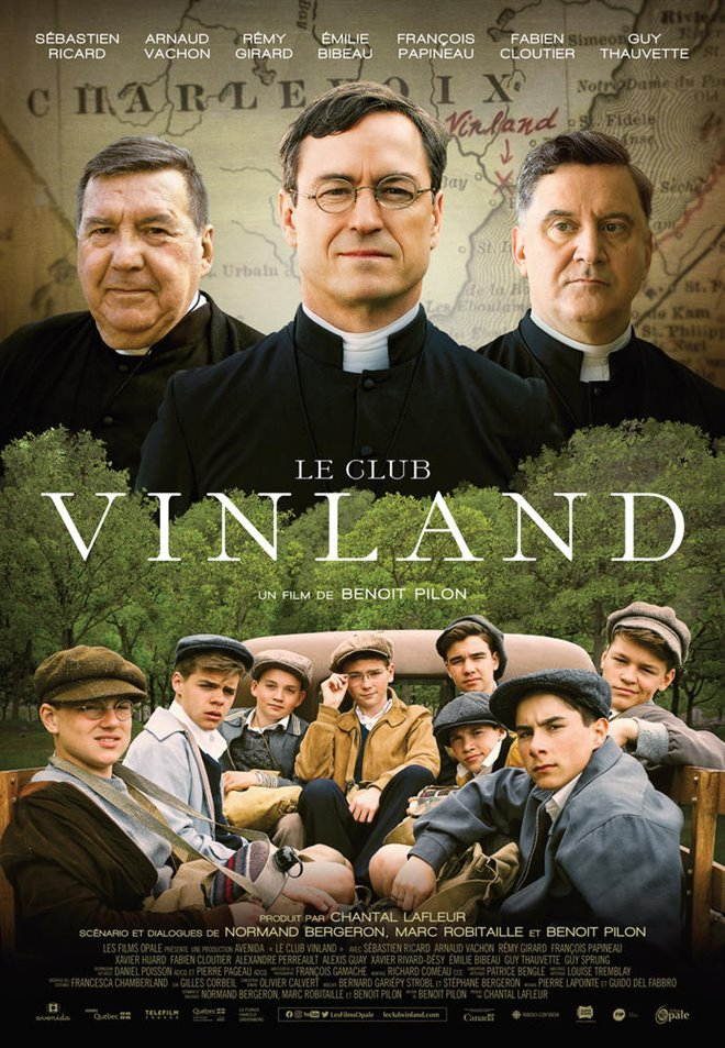 The Vinland Club Poster