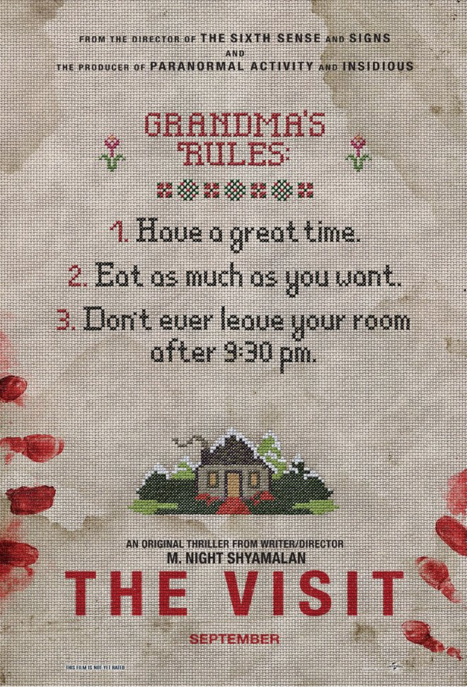 The Visit Large Poster