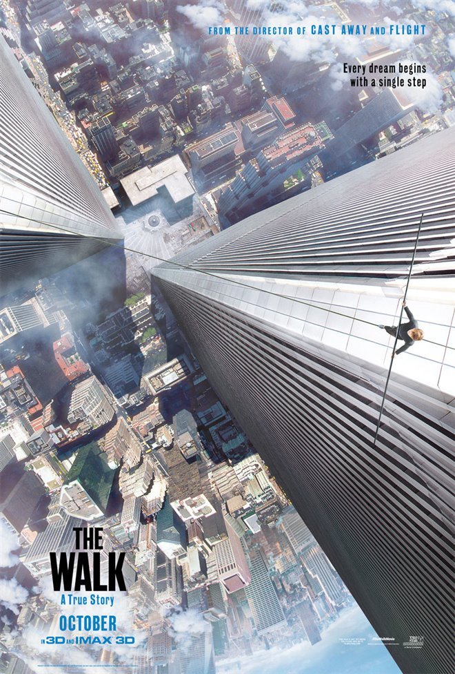 The Walk Large Poster