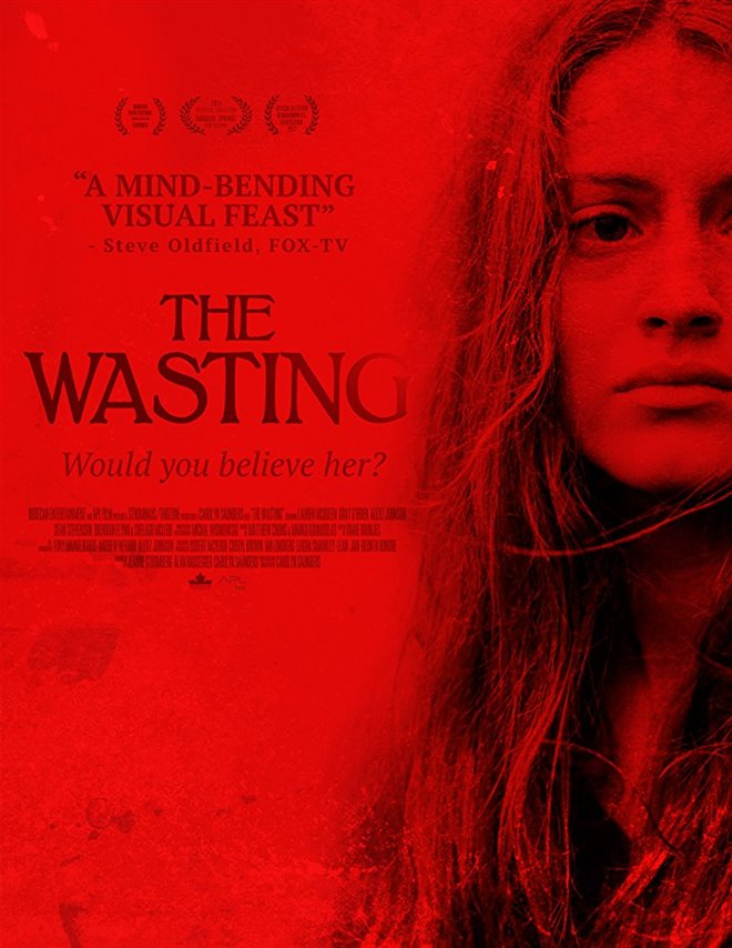 The Wasting Large Poster