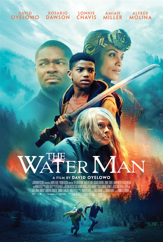 The Water Man Large Poster