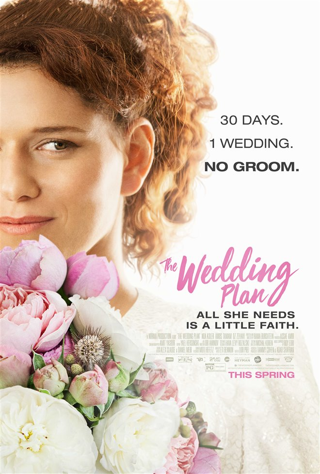 The Wedding Plan Large Poster