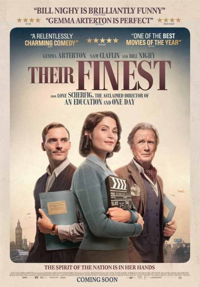 Their Finest Large Poster