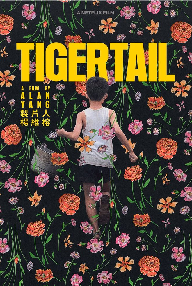 Tigertail (Netflix) Large Poster