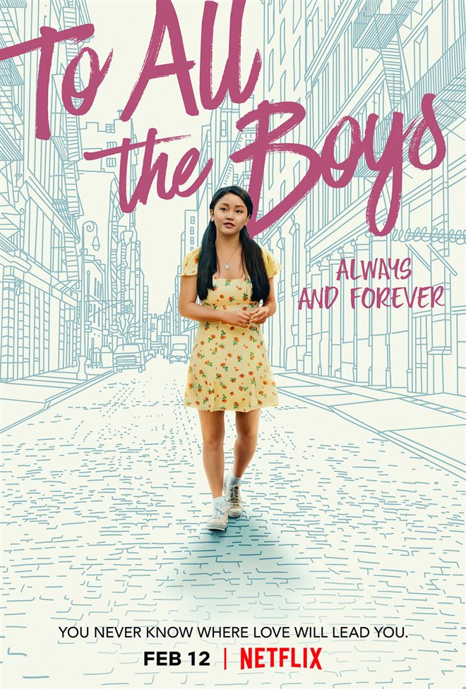 To All the Boys: Always and Forever (Netflix) Large Poster