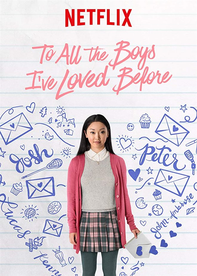 To All the Boys I've Loved Before (Netflix) Large Poster